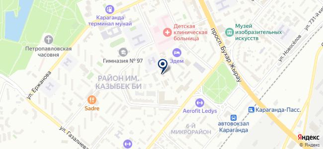 Промэлектросистем, центр автоматизации на карте