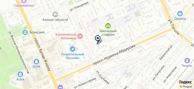 Стиль-А, салон отделочных материалов и сантехники на карте