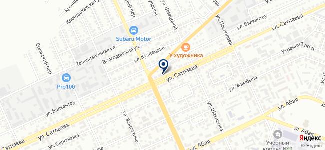 Gardo, торговая компания на карте