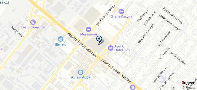 ЕвроСтиль, магазин на карте