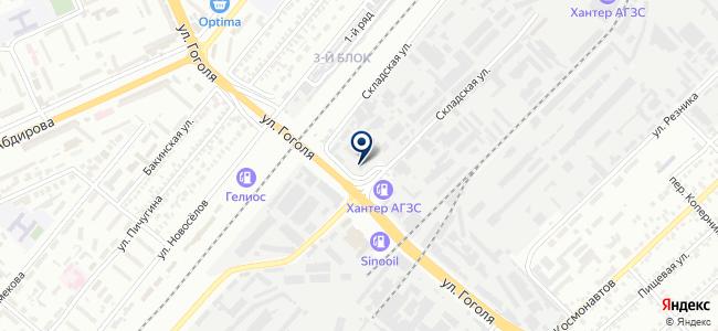 Магазин инструментов, ИП Майер Н.Н. на карте