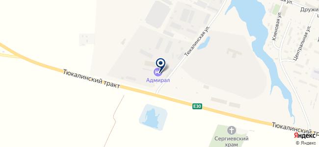 Спиридонов Д.А., ИП на карте