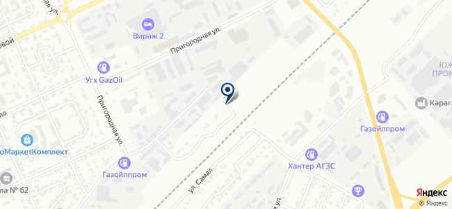 Вектор, электромонтажная компания на карте