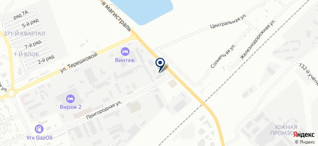 VMV, ТОО, торговая компания на карте