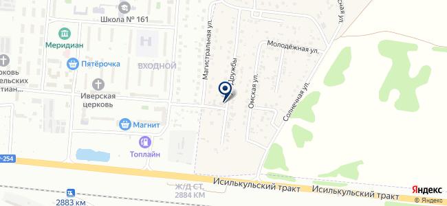 Ремонт Плюс на карте
