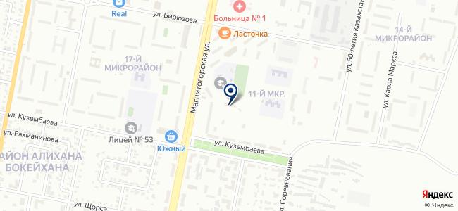 ЭКАС, оптово-розничная компания на карте