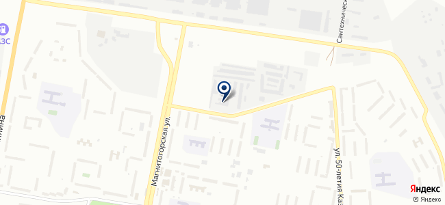 Казизолятор плюс, ТОО, производственная компания на карте