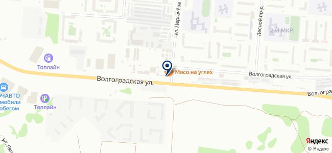 Теплоком, ООО на карте
