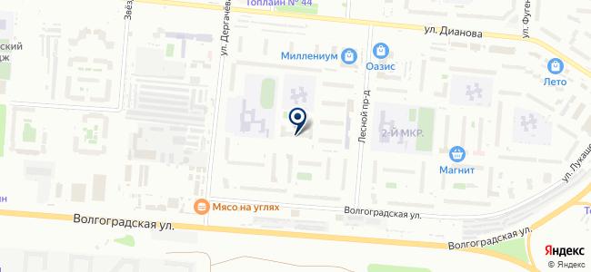 Овен-Омск на карте