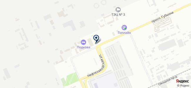 Ремтехкомплект, ЗАО на карте