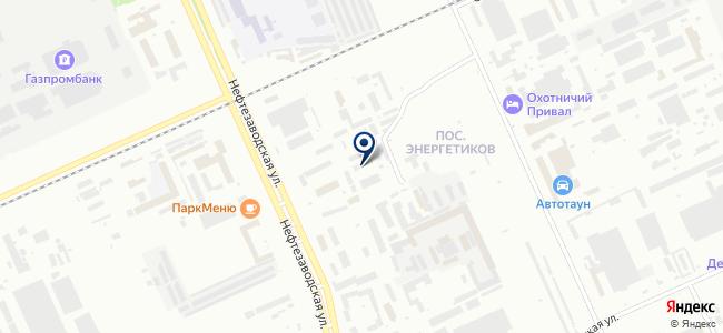 Беккер А.Г., ИП на карте