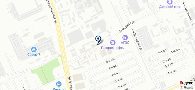 Абразивщик на карте