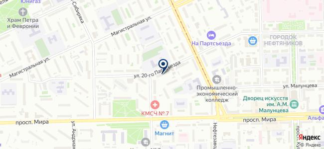 РигельЭл, ООО на карте