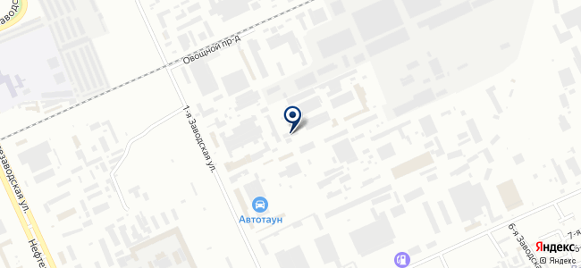 АГС, ООО на карте