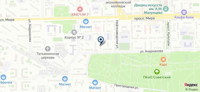 СИБИНТЕРСТРОЙ, ООО на карте