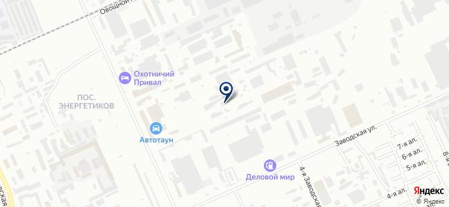Сибстрой, ООО на карте