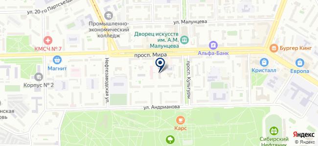 КОРСТРОЙ, ООО на карте