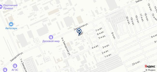 Ремспецмонтаж, ООО на карте