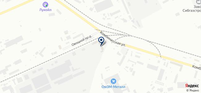 Трансстрой, ООО на карте