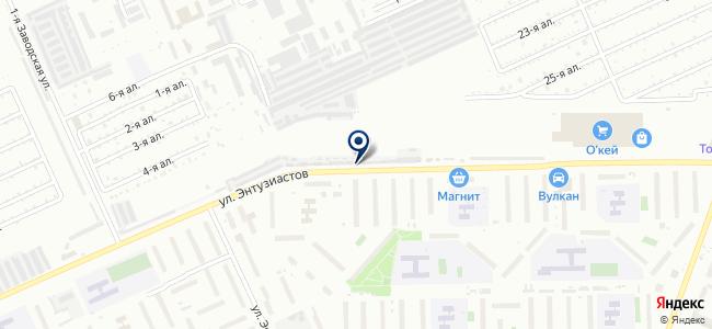 Мюллер-Авто на карте