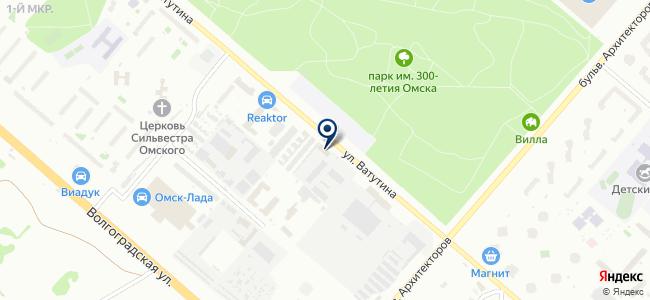 Дилэкс, ООО на карте