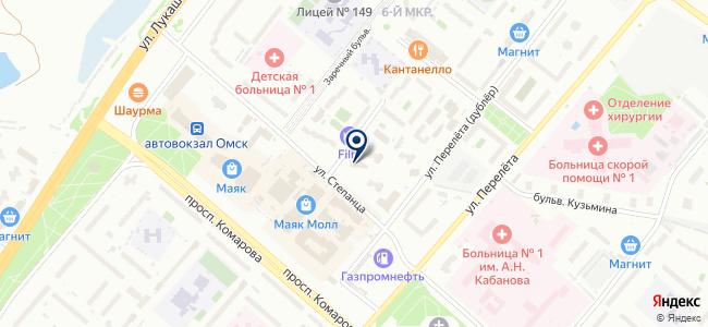 СпецМонтажПроект на карте