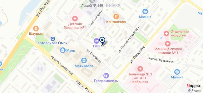 Энергоэкспертиза, ООО на карте