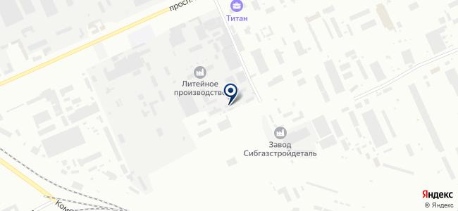 ИВИКОН, ООО на карте