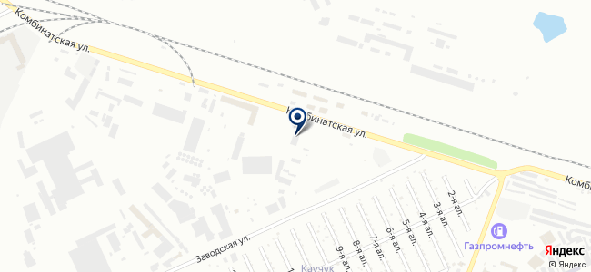 Стройвектор, ООО на карте