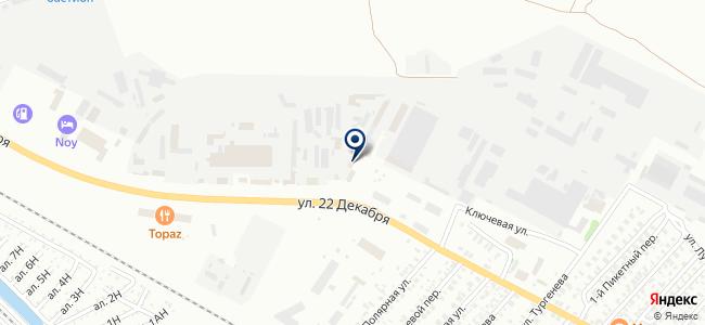 Манис на карте