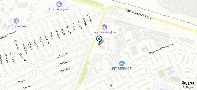 Сибирская Торговая Компания, ООО на карте