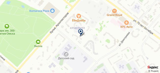 Завод Молния, ООО на карте