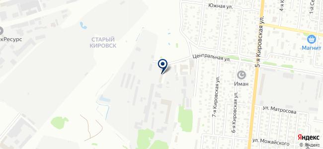 Арматурно-фланцевый завод, ООО на карте