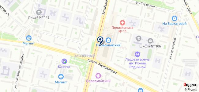 Bosch на карте