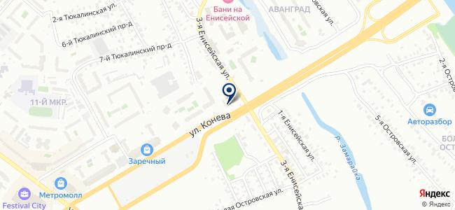 АКПП Мастер на карте