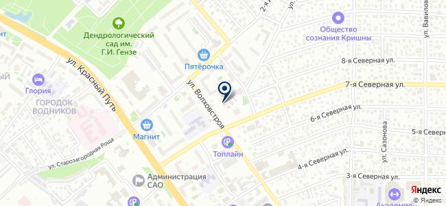 Надежный ремонт, ООО на карте
