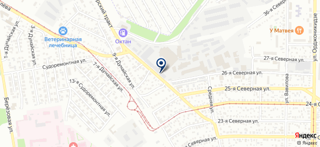 Проводок на карте