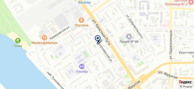 SpezVision на карте