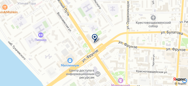 Вертикаль-Строй, ООО на карте