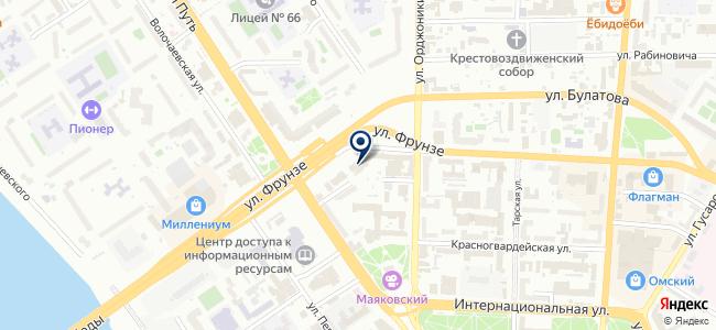 Профисфера, ООО на карте