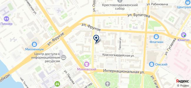 СтройТехЭксперт, ООО на карте