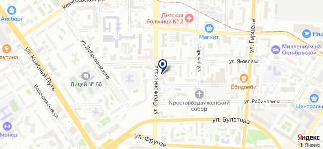 Исток-2006, ООО на карте