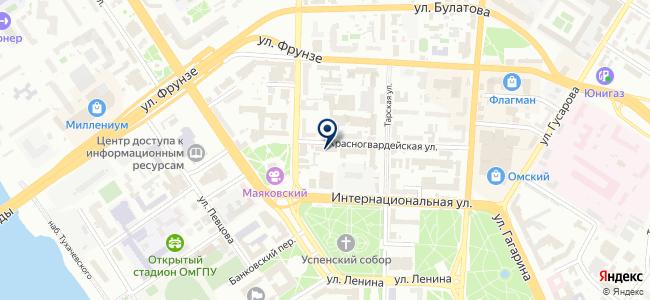 Метрика-Групп, ООО на карте