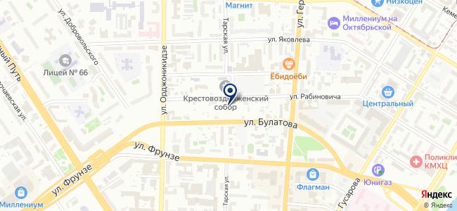 Горгазбытсервис, ООО на карте