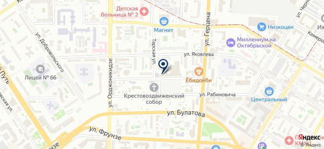ТНС, ООО на карте