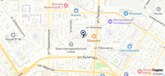 Микроникс, ООО на карте
