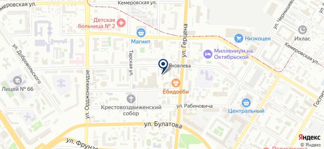 Аргус, ООО на карте