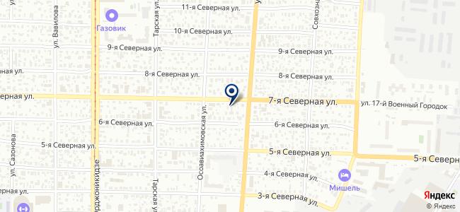 Карат-Телеком, ООО на карте