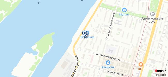 Сибэнергосервис, ЗАО на карте