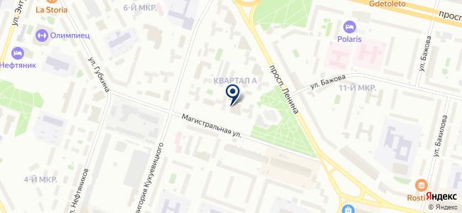 Соффитто, ООО на карте